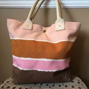 🌸J.Crew🌸 Canvas Tote Bag